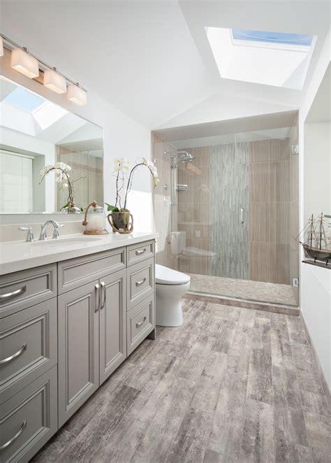 good  pictures  bathroom  gray vanity