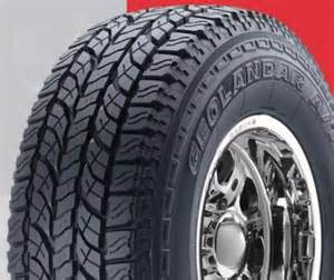 Yokohama Car Tires Reviews Yokohama Geolandar A T S Radial Tires Road Tire
