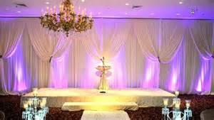 Simple Wedding Backdrop Design » Home Design 2017