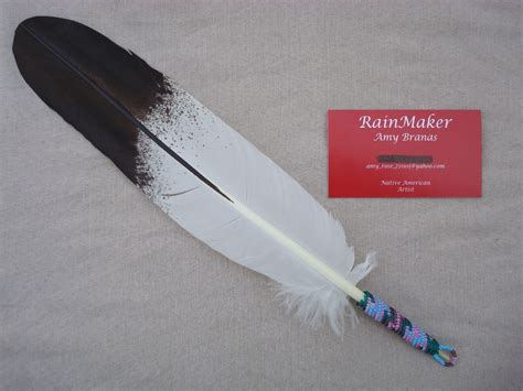 how to bead an eagle feather american beaded eagle feather imitation nez perce