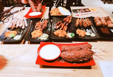sate taichan goreng bekasi utara bekasi lengkap menu