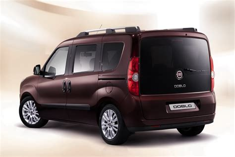 new fiat doblo 5 and 7 seater mpv and cargo could