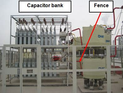 capacitor bank overvoltage capacitor banks characteristics and applications