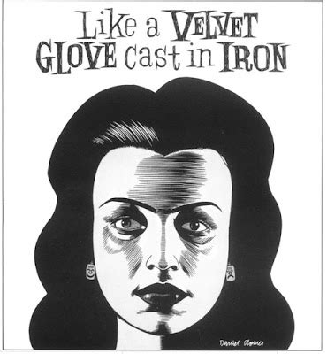 like a velvet glove 1560971169 dolly dolly image blog like a velvet glove cast in iron by daniel clowes