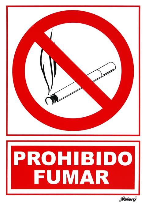 prohibido fumar image gallery letreros de no fumar