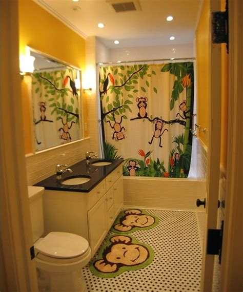 safari themed bathroom decor 23 kids bathroom design ideas to brighten up your home