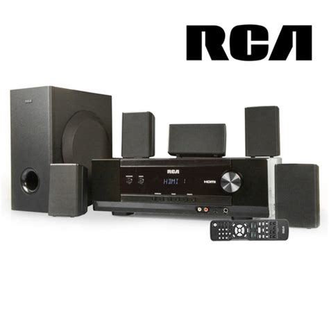 rca 1000 watt home theater system model rt2781h