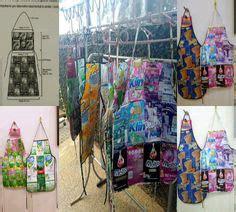 Gantungan Baju Stitch Cara Praktis Membuat Celemek Kemeja Dalam 10 Menit Zona Kreatif