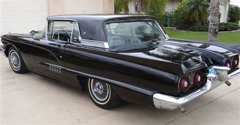 1958 ford coupe 1958 ford thunderbird coupe