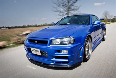fast and furious cars edmundscom incredible car from fast and furious film driven by late