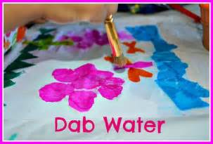 Arts And Craft Table Easy Diy Kids Art Themed Birthday Party Easy Crafts For Kids