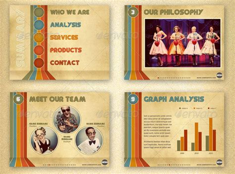 free vintage powerpoint templates free ppt powerpoint