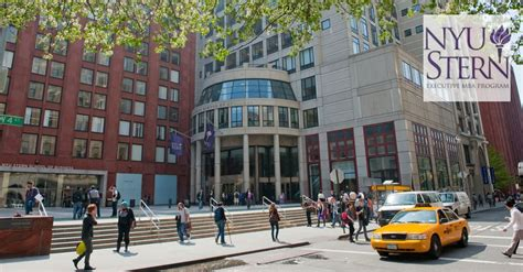 Nyu Mba Part Time Application by Global Top 25 Executive Mba School Rankings 2014 For