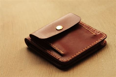 Handmade Goods - handmade leather goods wearable