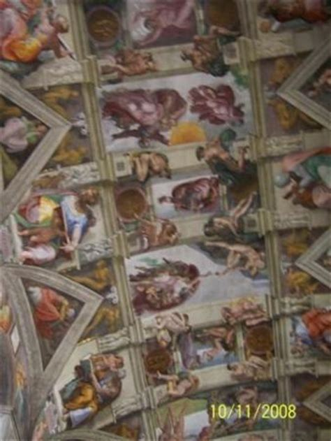 Where Is The Sistine Chapel Ceiling Located by Home Of The Pope Inside Vatican City His Living Quarters