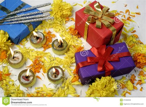 Diwali Gifts Royalty Free Stock Photo   Image: 21452945