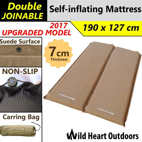 Self Inflating Mattress Sale by Upgraded 2x7cm Self Inflating Mattress Thick Suede