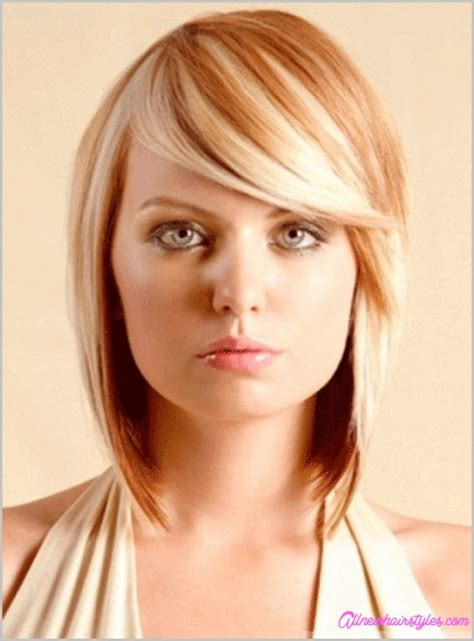 medium haircuts with side bangs medium haircuts with side bangs allnewhairstyles