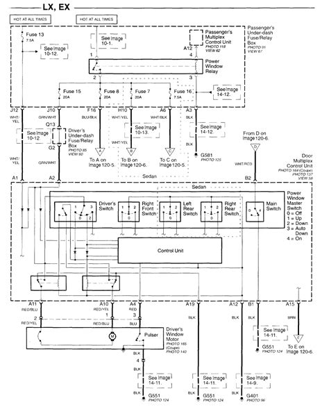 wiring diagram honda odyssey 2005 image collections
