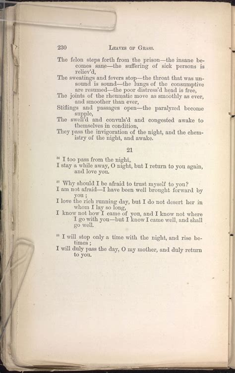The Sleepers Walt Whitman by The Sleepers Leaves Of Grass 1871 72 The Walt