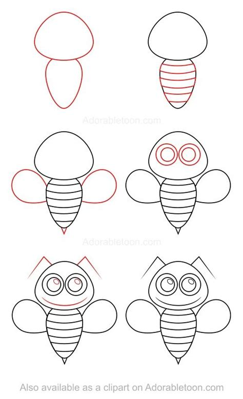 How To Draw A Wasp
