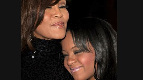 whitney houston and her daughter whitney houston s will leaves everything to daughter