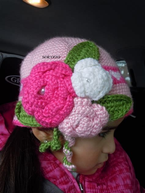 m 225 s de 25 ideas fant 225 sticas sobre tarjetas de feliz pinterest crochet ganchillo crochet hat gorro en ganchillo