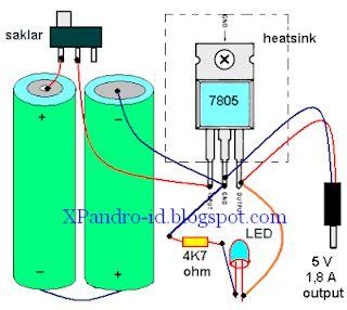 cara membuat power bank handmade membuat kapasitor bank buat motor 28 images rangkaian