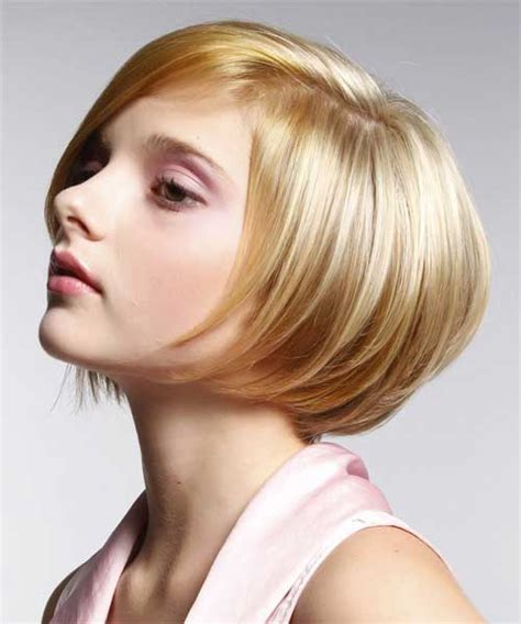 bob haircuts that cut shorter on one side short bob hairstyles with side view male models picture