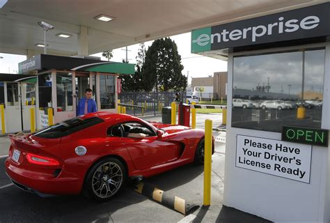las vegas nv car rental companies ramp  exotic offerings
