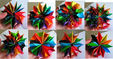 How To Make Origami Fireworks - origami fireworks by juniper on deviantart