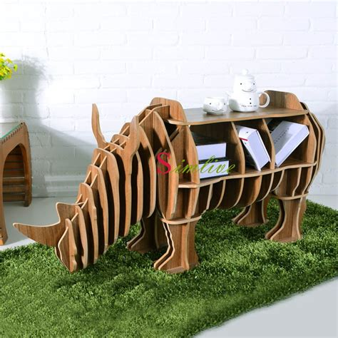 aliexpress buy rhino puzzle table for living room