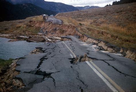 Earthquake Yellowstone | yellowstone earthquakes revealed explore big sky