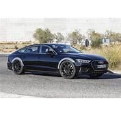 2019 Audi RS7 Test Mule  Supercar Report