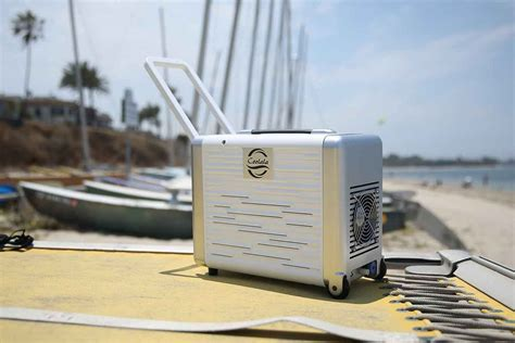 Coolala Solar Powered Portable Air Conditioner - coolala is the world s portable solar powered a c
