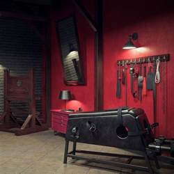 Dungeon Furniture by Fbx Room Furniture