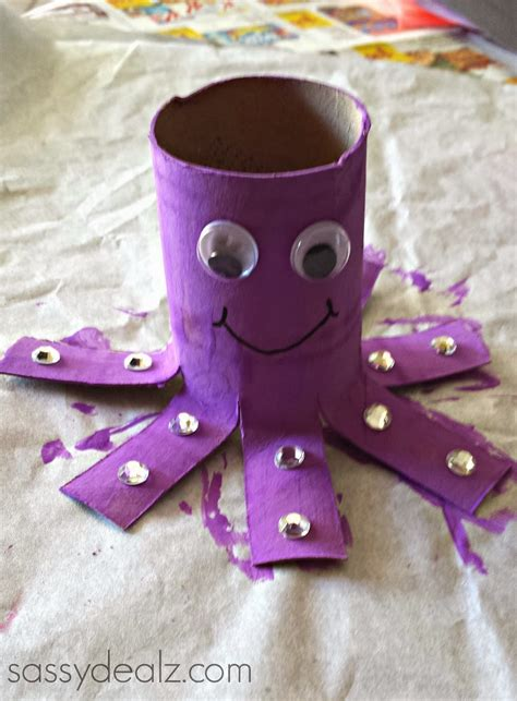 Toilet Paper Roll Craft - 51 toilet paper roll crafts do small things with
