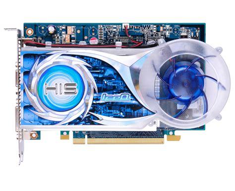 Vga Hd 5570 1gb 128bit His Hd 5570 Iceq Directx 11 Hd 1080p 1gb 128bit