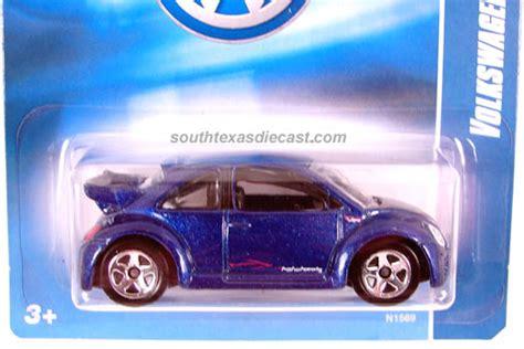 Set Of 2 Hotwheels Volkswagen Beetle Tooned Hw Wheel volkswagen new beetle cup model cars hobbydb