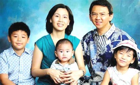 ahok dan keluarga ahok vero resmi jadi sang mantan hak asuh anak jatuh di