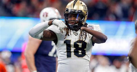 shaquem griffin    inspirational story   years nfl draft fox sports
