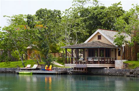lagoon cottages at goldeneye jamaica my favorite villas