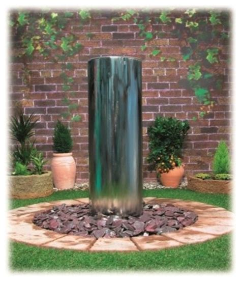 Water Features For Tranquility In Your Home | tranquility water feature modern indoor fountains