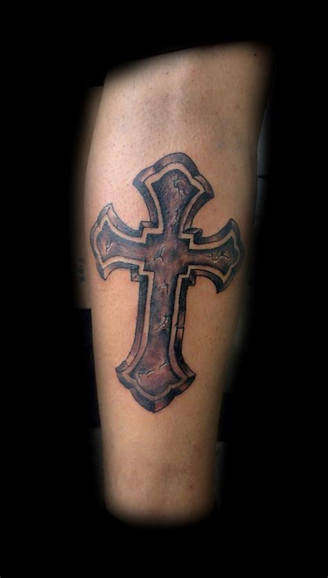 cross tattoo by munky69 on deviantart