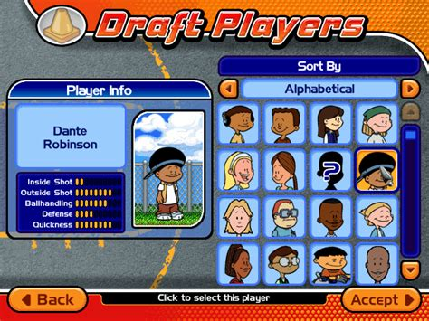 backyard basketball 2004 what is your favorite video game starring a famous