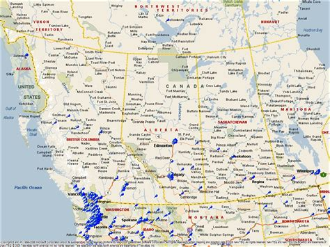 map of canada west map of west canada map west canada travel maps