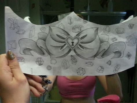 underbust tattoo pin by ashlie price on percings and tattoos