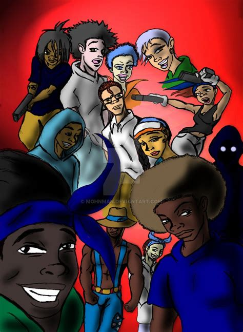crips color harlem isle cobalts crips color by mohnman on deviantart