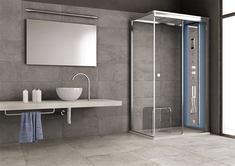 la doccia grandform la doccia si trasforma in una spa cose di casa