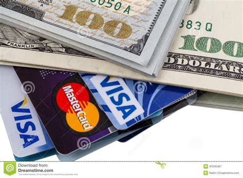25 Dollar Mastercard Gift Card - dollars and credit cards visa and mastercard editorial photography image of visa